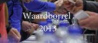 Waardborrel 2013